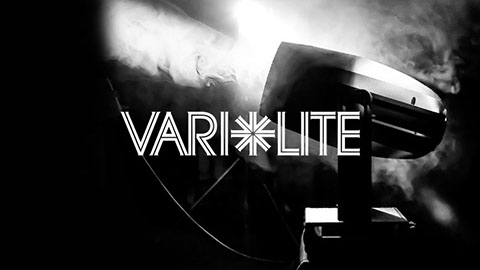 Vari-Lite website