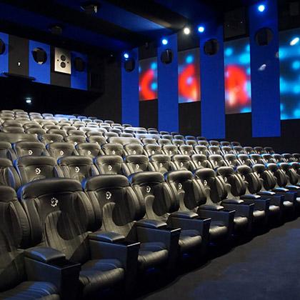 VLS CGR Cinema Image 1 – Photo credits: ©CGR Cinemas