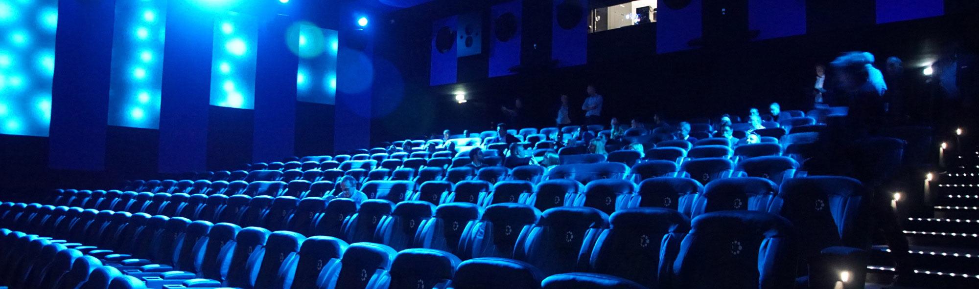 VLS CGR Cinema Image 3 – Photo credits : ©CGR Cinemas