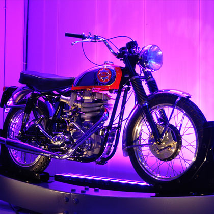Deeley Motorcycle Image 3 – Photo credits: © ShowTech AVL