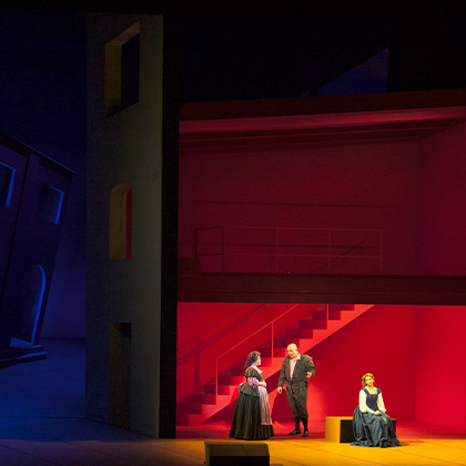 LA Opera Image 1 – Photo credits: © LA Opera technical department