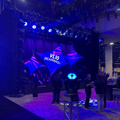 Vari-Lite Strand LDI 2019 Image 3