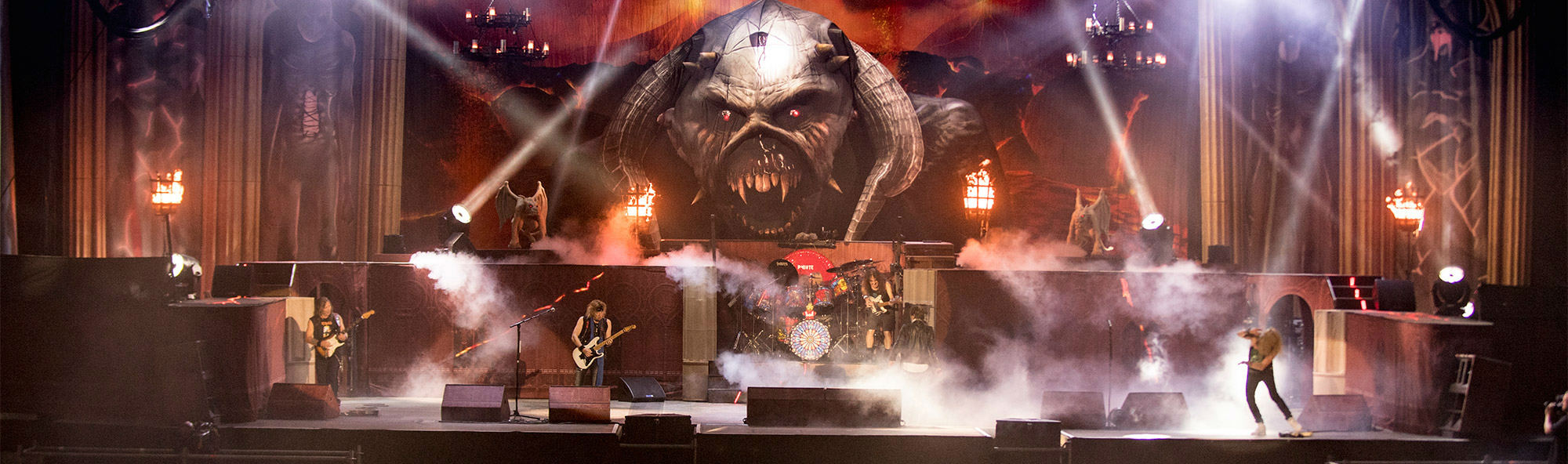 Vl6000 Iron Maiden Image 3 – Photo credits: © JOHN MCMURTRIE