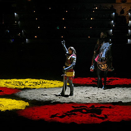 Medieval Times Image 2 – Photo credits: © Caught in the Moment Photography