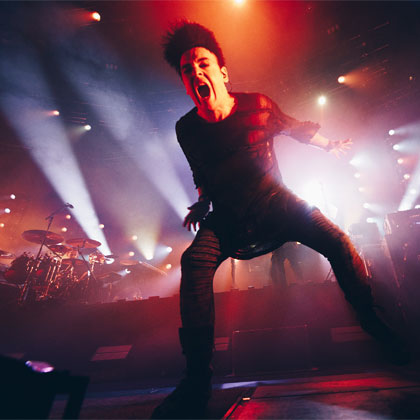 GARY NUMAN Image 1 – Photo credits: © Nick Pope
