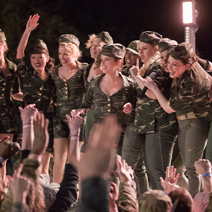 PITCH PERFECT 3 – Photo credits: © Quantrell D. Colbert/Universal