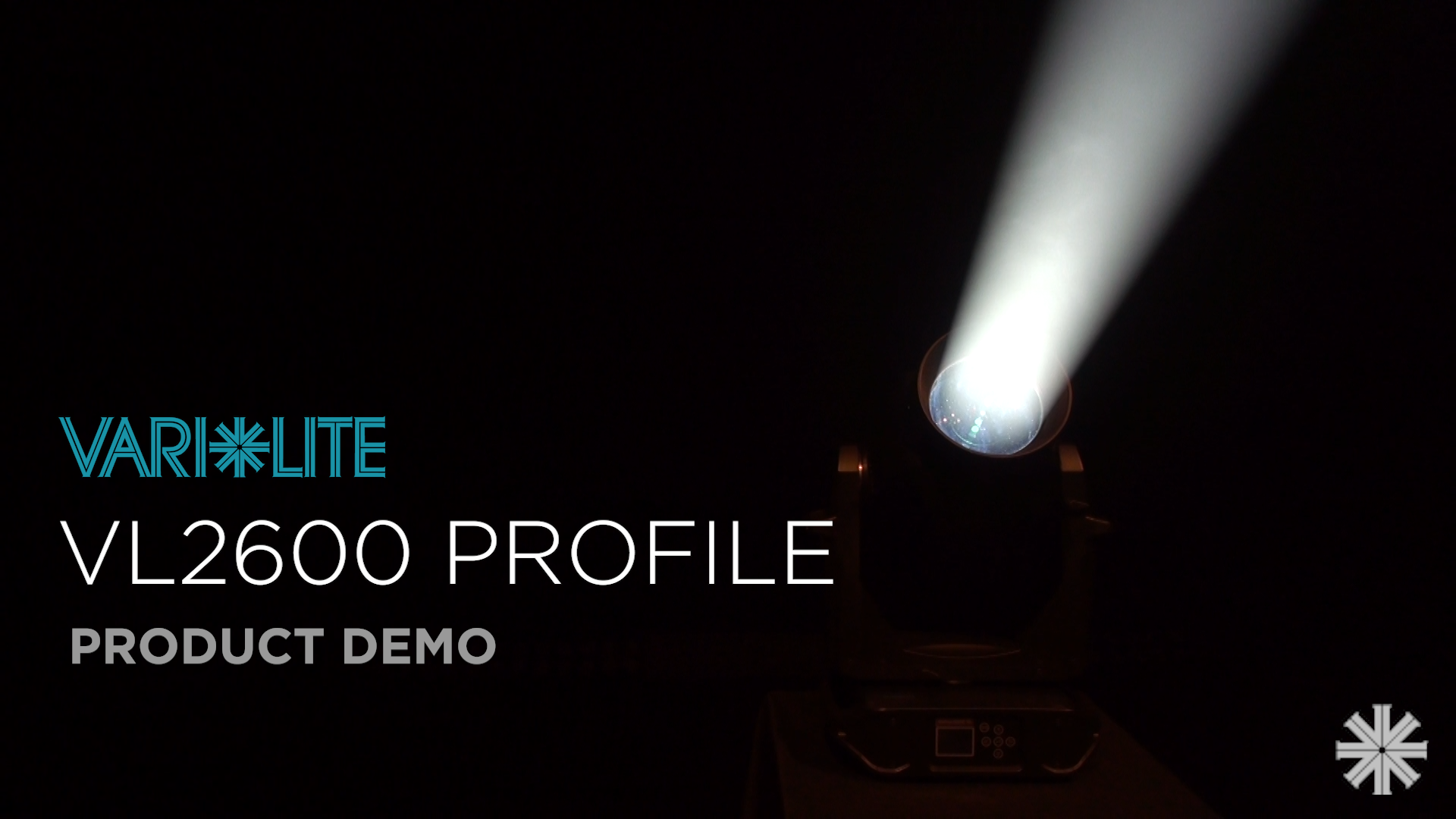 VL2600 Profile Product Demo